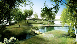 Iran Golf Houses